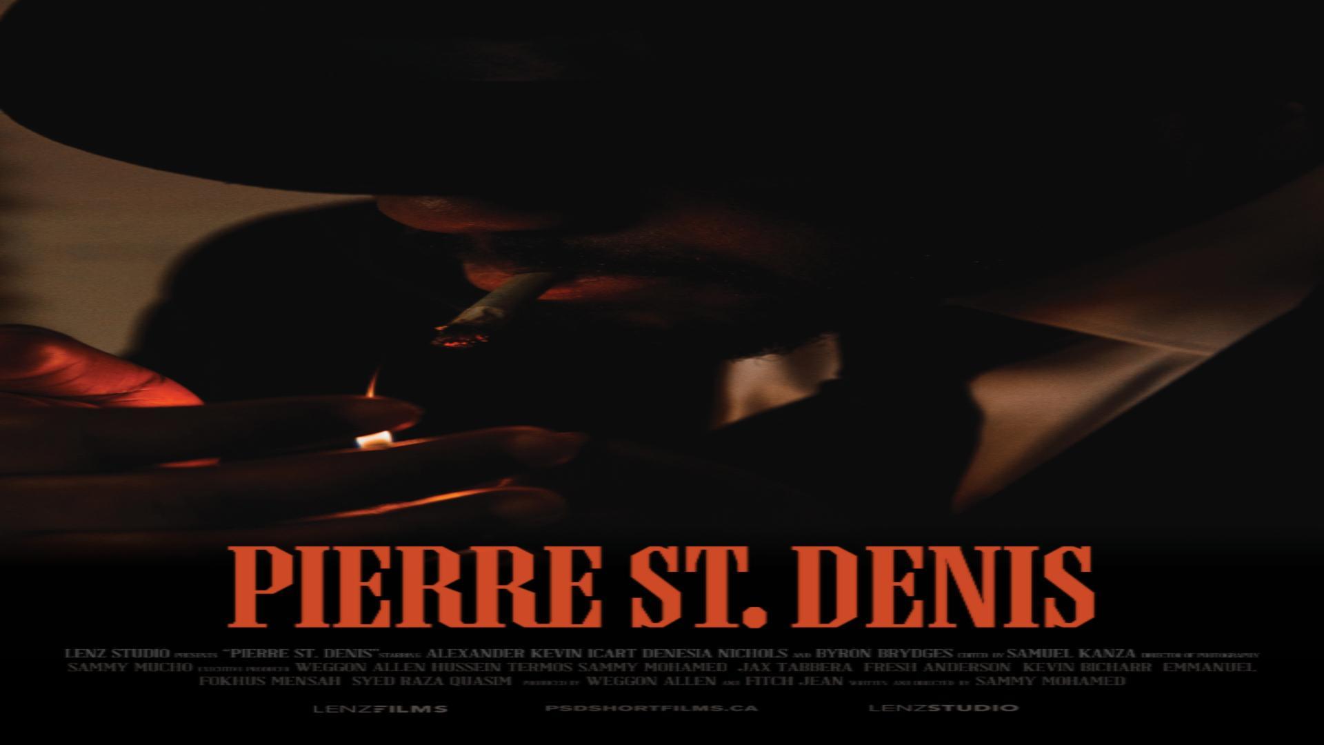 Pierre St. Denis